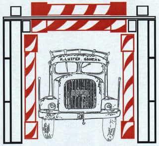 Lutter Spedition NRW - Betriebsumzüge - Maschinentransport - Logistik - eigene Waschanlage für LKW